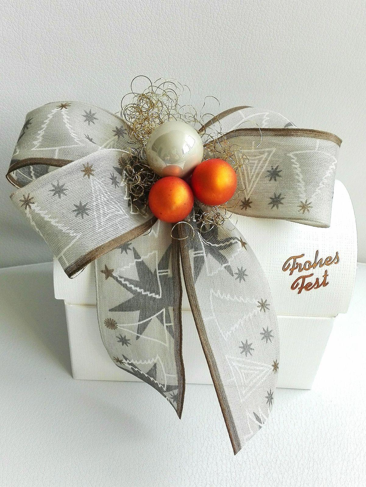 festliche karten und mehr edle geschenkbox weihnachten. Black Bedroom Furniture Sets. Home Design Ideas