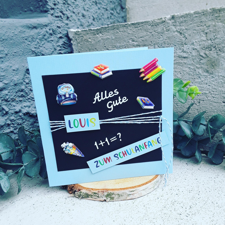Karte Zur Einschulung.Festliche Karten Und Mehr Glückwunschkarte Karte Zur Einschulung